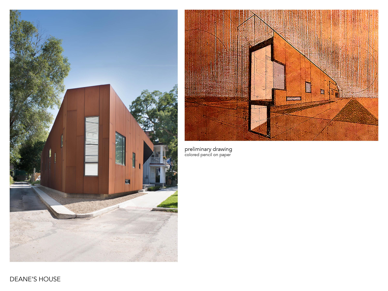 Deane's House | Horton Harper Architects