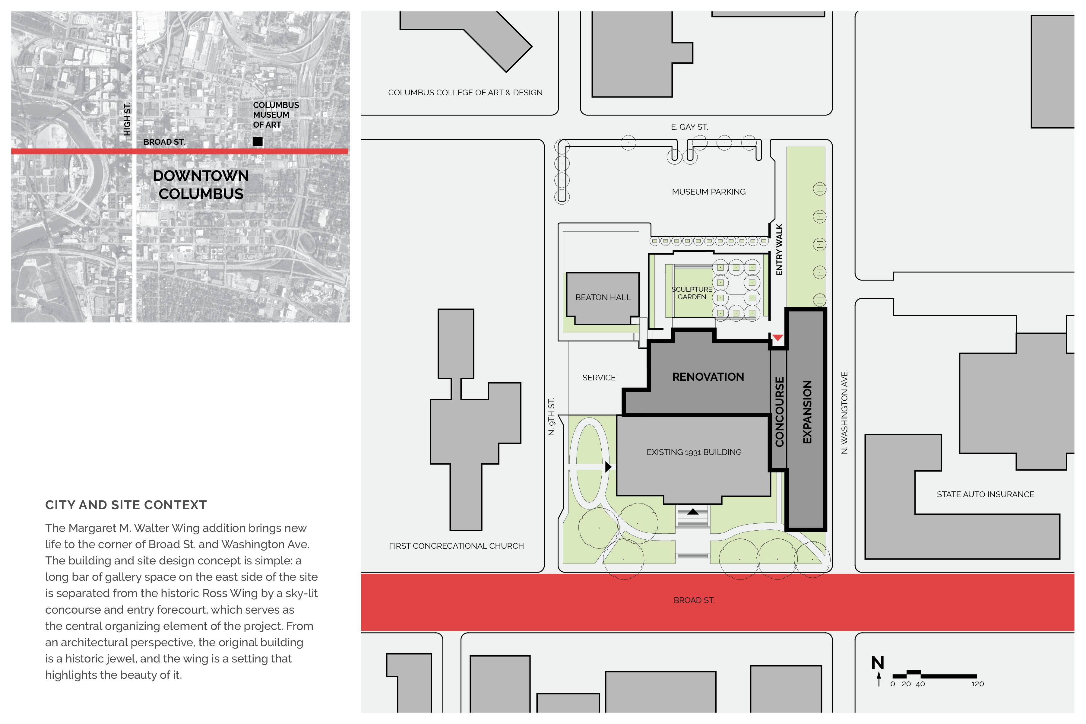 Margaret M. Walter Wing Addition   DesignGroup