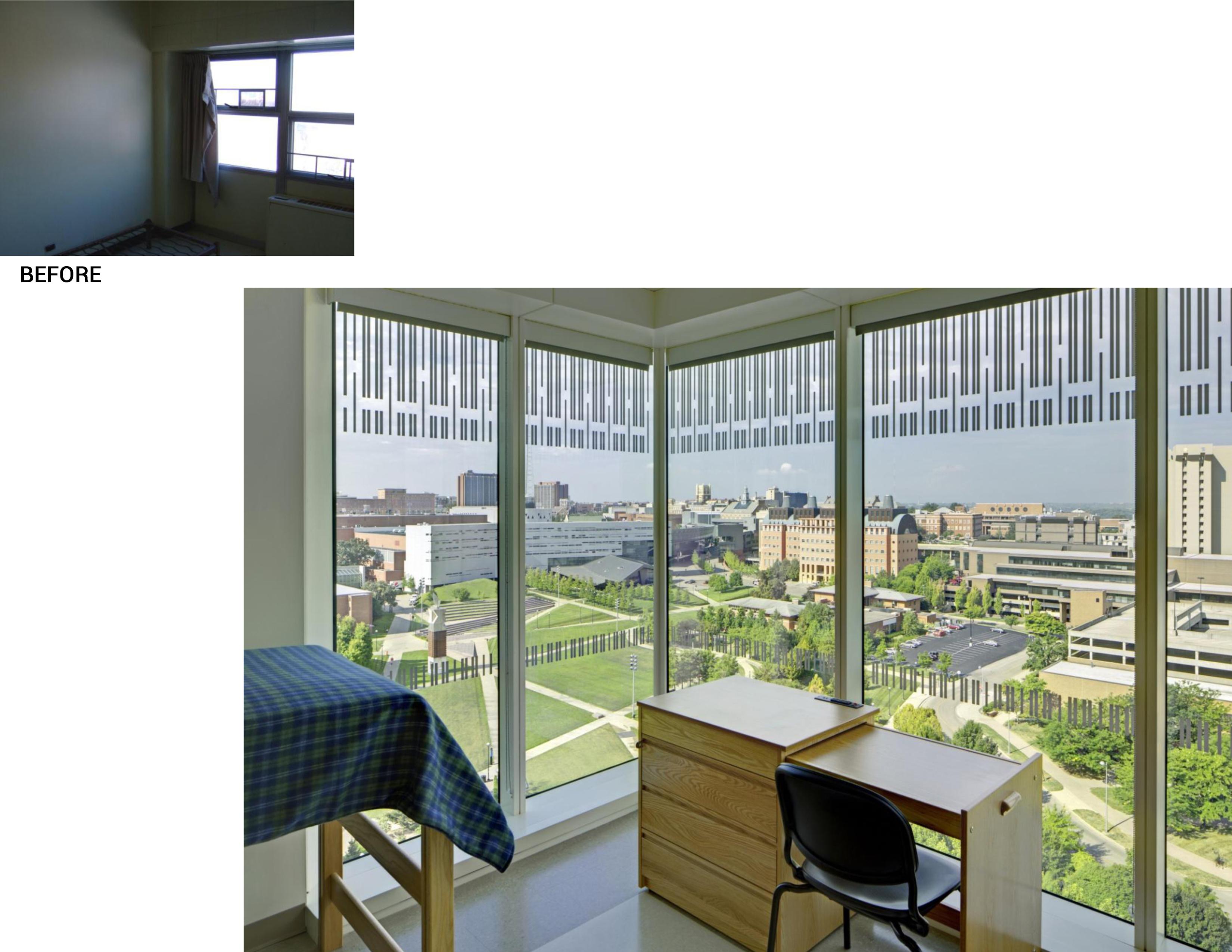 University of Cincinnati Scioto Hall | Richard Fleischman + Partners Architects Inc.