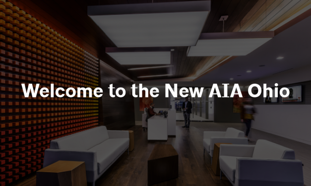 Welcome to the New and Improved AIA Ohio