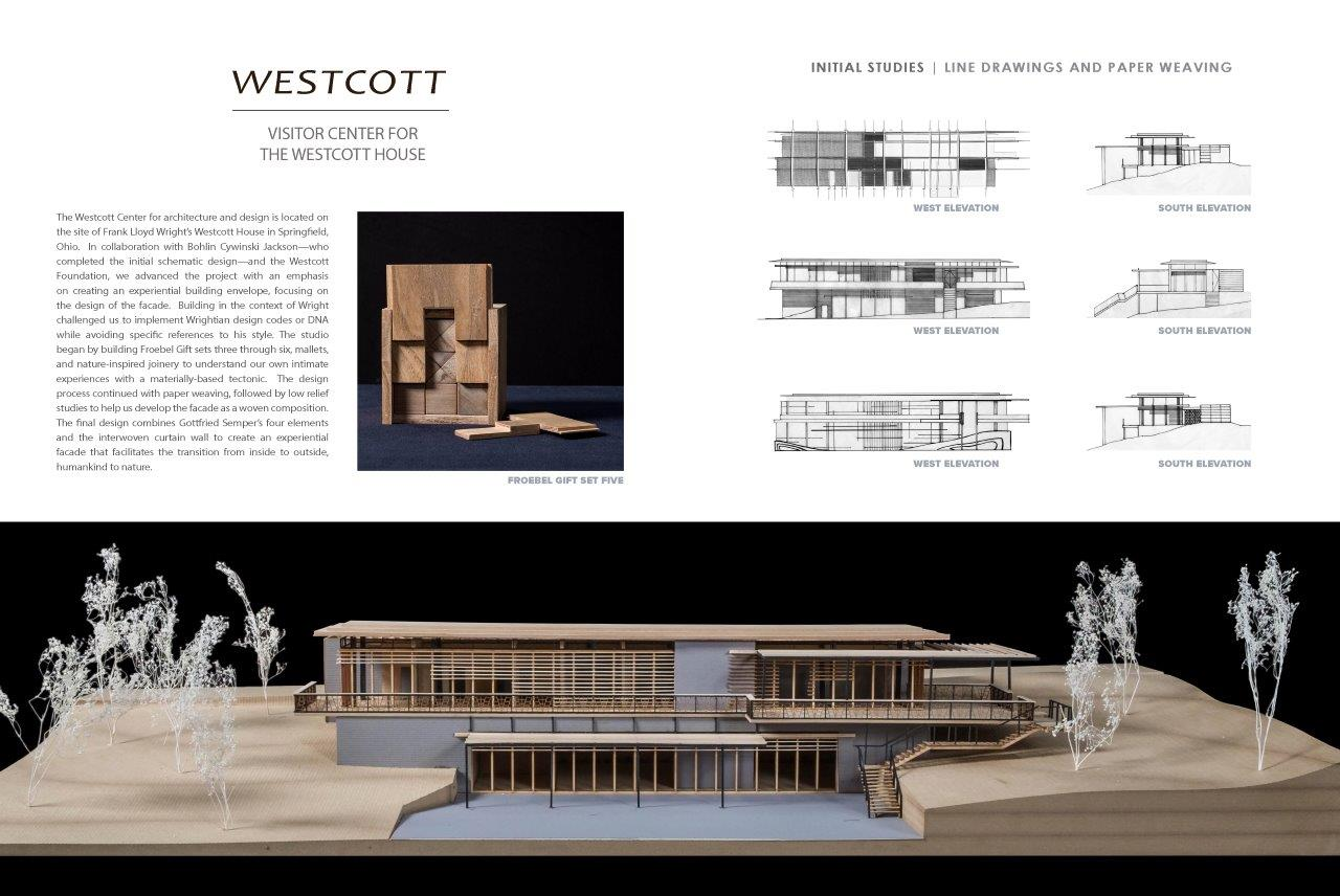 Westcott House Center Page 1