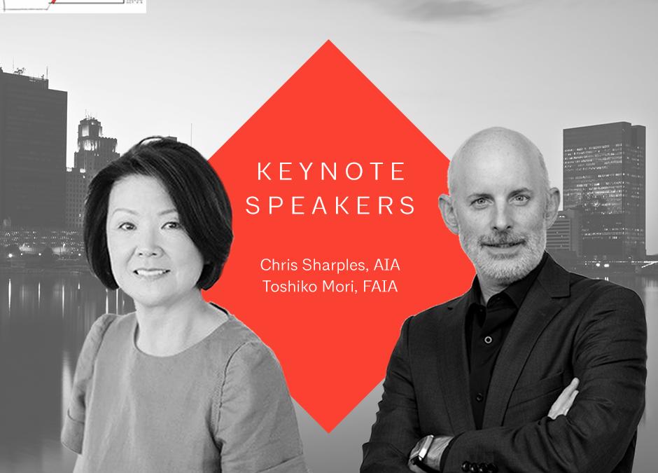 AIA Ohio 2018 Convention Keynotes